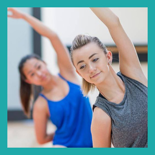 Teen Pilates Mini Series